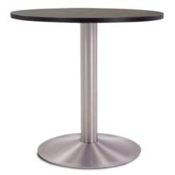 Tisch Fermo 70 edelstahlfarben