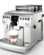 "Kaffee-/ Espressovollautomat ""Saeco auLika"" One Touch"