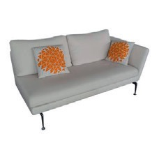 Sofa Suita 2-Sitzer Armlehne links