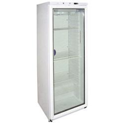 Kühlschrank mit Glastür