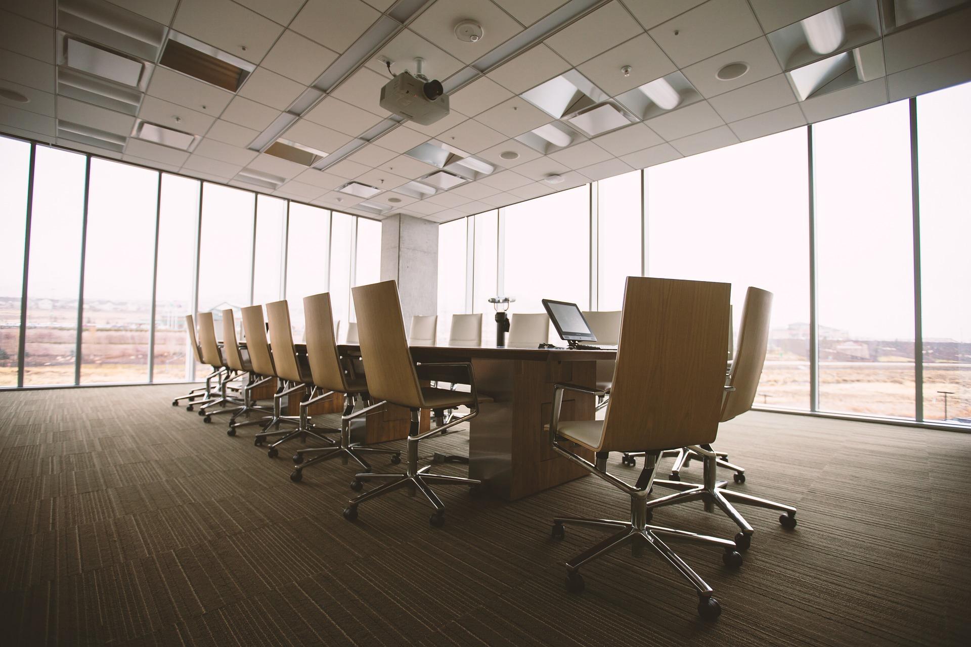 Anfrage nach Büroräumen