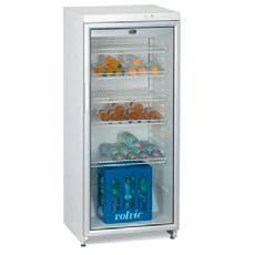 Kühlschrank mit Glastür 280l